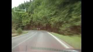 Porsche Boxster S 981 jízdní video k testu z roku 2012