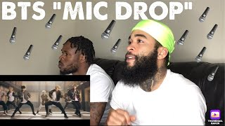 "BTS ""MIC DROP"" 🎤🎤Ft. Steve Aoki (Remix)