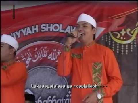 Sholawat Isyfa'lana Tolonglah Kami voc  Pandawa Al Mahabbatain Live Show Terbaru