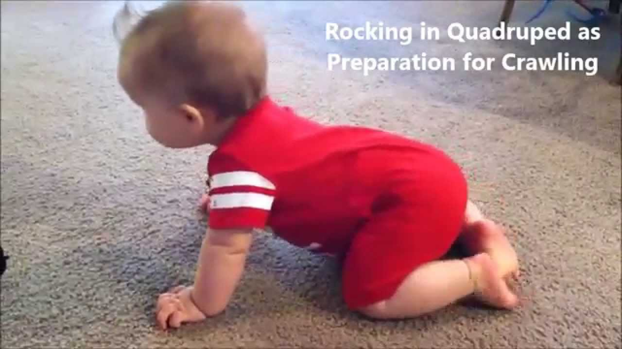 How Does Crawling Develop? -