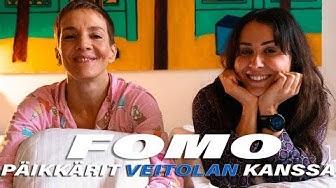 Alma Hätösen päikkäreillä Maria Veitola - FOMO LIVE