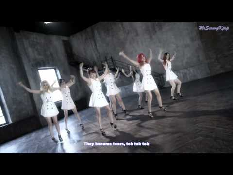 Eng Sub | T-ara - 'Day By Day' MV Dance Version HD