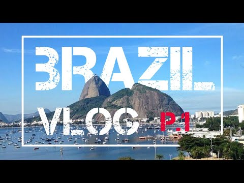 Brasil travel vlog part 1  what to know before going to Brasil