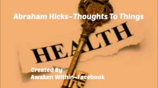 Abraham Hicks~ Reclaiming Wellness~No matter where you are.~ AD FREE