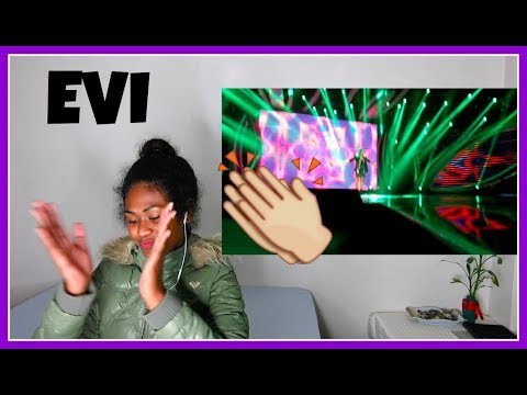 EVI - MALING, D'ACADEMY ASIA | Reaction