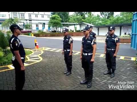 Serah terima tugas dan tanggung jawab Security PT TWI jember
