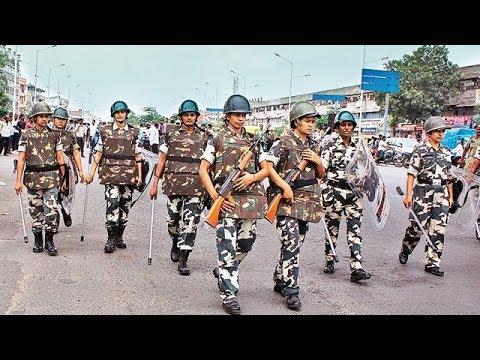 Know all about CAPF | Paramilitary Forces | UPSC CAPF | जाने पैरामिलिटरी के बारे में