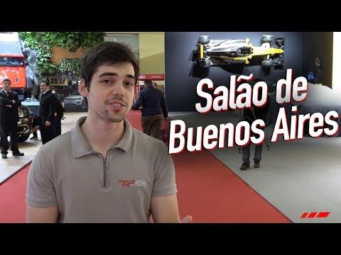 Salão de Buenos Aires! Audi Q2,Toyota C-HR, Renault Kwid, Chevrolet Equinox e Mais | Canal Top Speed