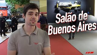 Galera video do salão de Buenos Aires onde mostramos as principais ...