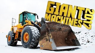 Giant Machines 2017 Gameplay - Snowdozer! - Let's Play Giant Machines 2017 Part 3