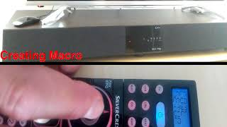 SilverCrest KH2157 remote control malfunctioning