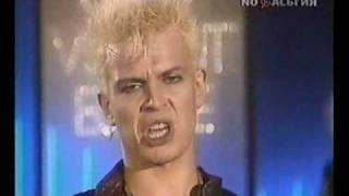 Billy Idol Eyes Without A Face Live Saint Vincent Estate