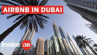Gambar cover AirBnB's role in the Dubai hospitality market