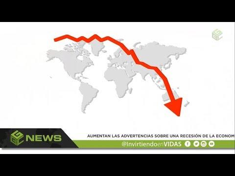🛑 #GBCNews  Aumentan las advertencias sobre una recesión de la economía mundial. Agosto 15, 2019