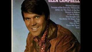 Watch Glen Campbell Catch The Wind video
