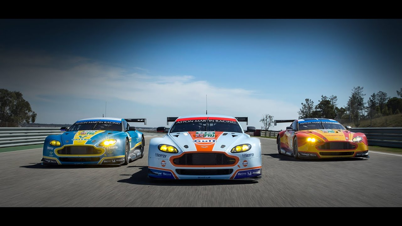 Lovely Aston Martin Racing   FIA World Endurance Championship 2015 Preview    YouTube