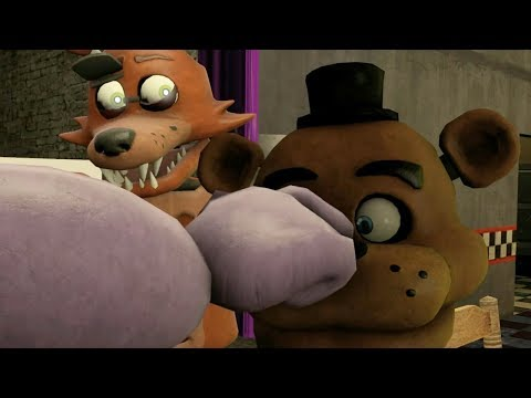FNaF contract: TOUCH FREDDY'S NOSE