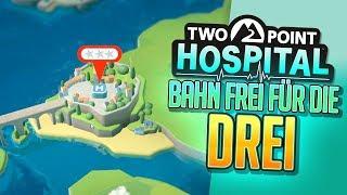 TWO POINT HOSPITAL 🚑 012: Mach Dich frei für KH Nummer Drei!