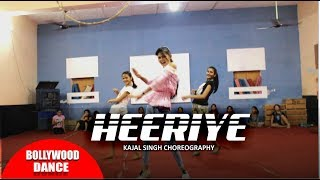 Heeriye Dance Video - Race 3 | Bollywood Dance choreography | kajal singh | Abhishek and Neha