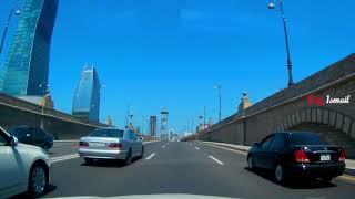 Один из красивых роликов о Баку Самому по кайфу смотреть