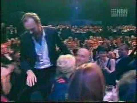 Hugo Weaving 2005 AFI Awards Best Actor Acceptance Speech