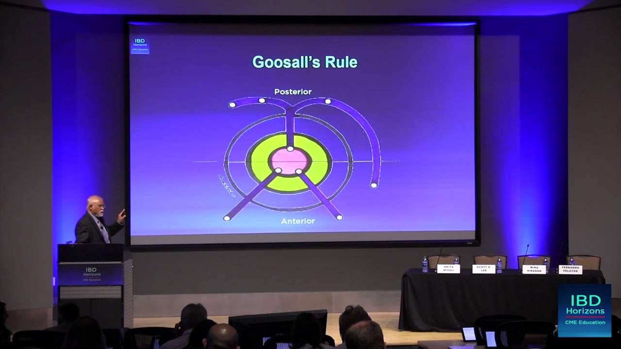 Goodsall U0026 39 S Rule