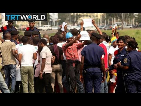 Is the Democratic Republic of Congo on the verge of a collapse?