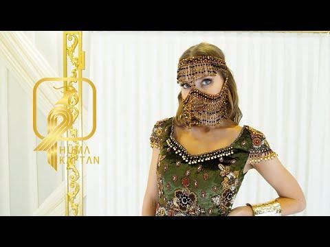 Mumbai Hint Kıyafeti / Mumbai Hennanight – HÜMA KAFTAN ÜMRANİYE