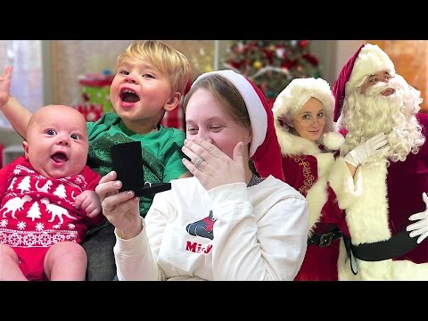 EMOTIONAL CHRISTMAS MORNING! - Daily Bumps 2015 Christmas Special!