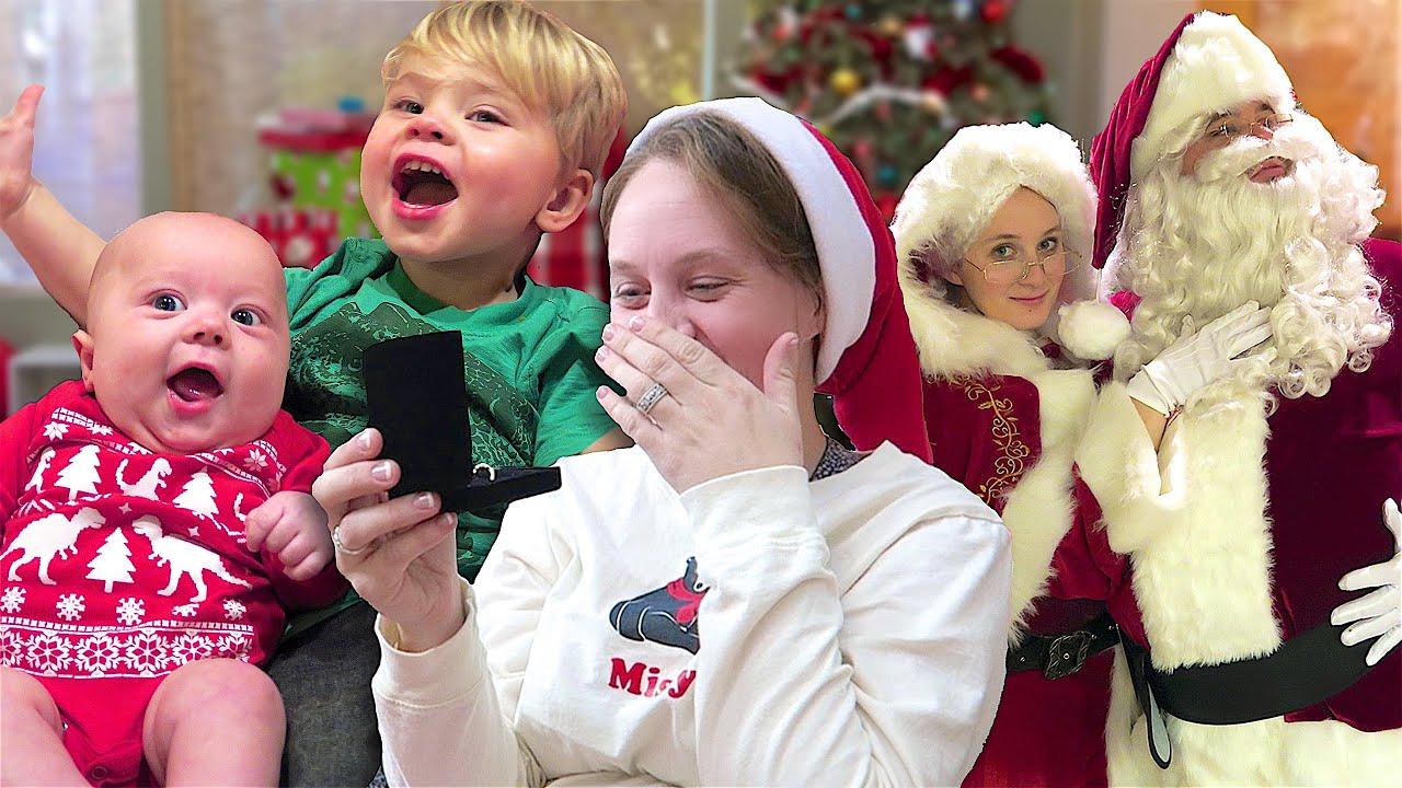 Emotional Christmas Morning Daily Bumps 2015 Christmas