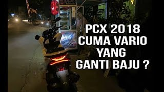 Honda All New PCX 2018 Pakai Mesin VARIO? Hahaha