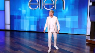 Ellen Shares Her Thoughts on Election Season