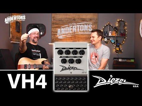 Diezel VH4 - Crushing Metal Tones In A Pedal!