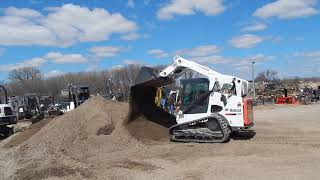 Video still for Farm-Rite Equipment Open House Features Bobcat T650 Compact Track Loader