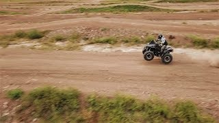 Breaking In The 2020 Can Am Renegade Xmr1000R