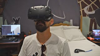 Trying Disney VR At The Orlando Science Center For Otronicon 2020! | Virtual Reality Bedroom Tour!