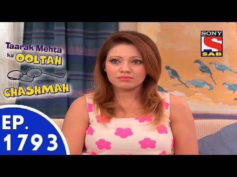 Taarak Mehta Ka Ooltah Chashmah - तारक मेहता - Episode 1793 - 28th October, 2015