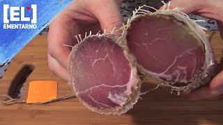 Вяленая свиная шейка