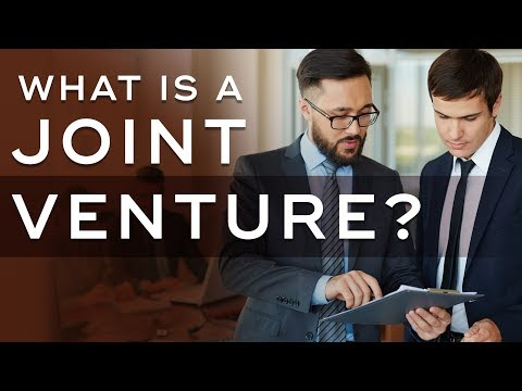 What Is a Joint Venture? Definition & Examples | Joint Venture Marketing Ep. 2