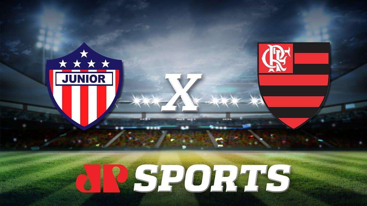 Junior Barranquilla 1 x 2 Flamengo - 04/03/2020 - Libertadores - Futebol JP