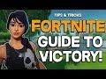 FORTNITE TIPS | Stop Losing in Fortnite Battle Royale | Guide