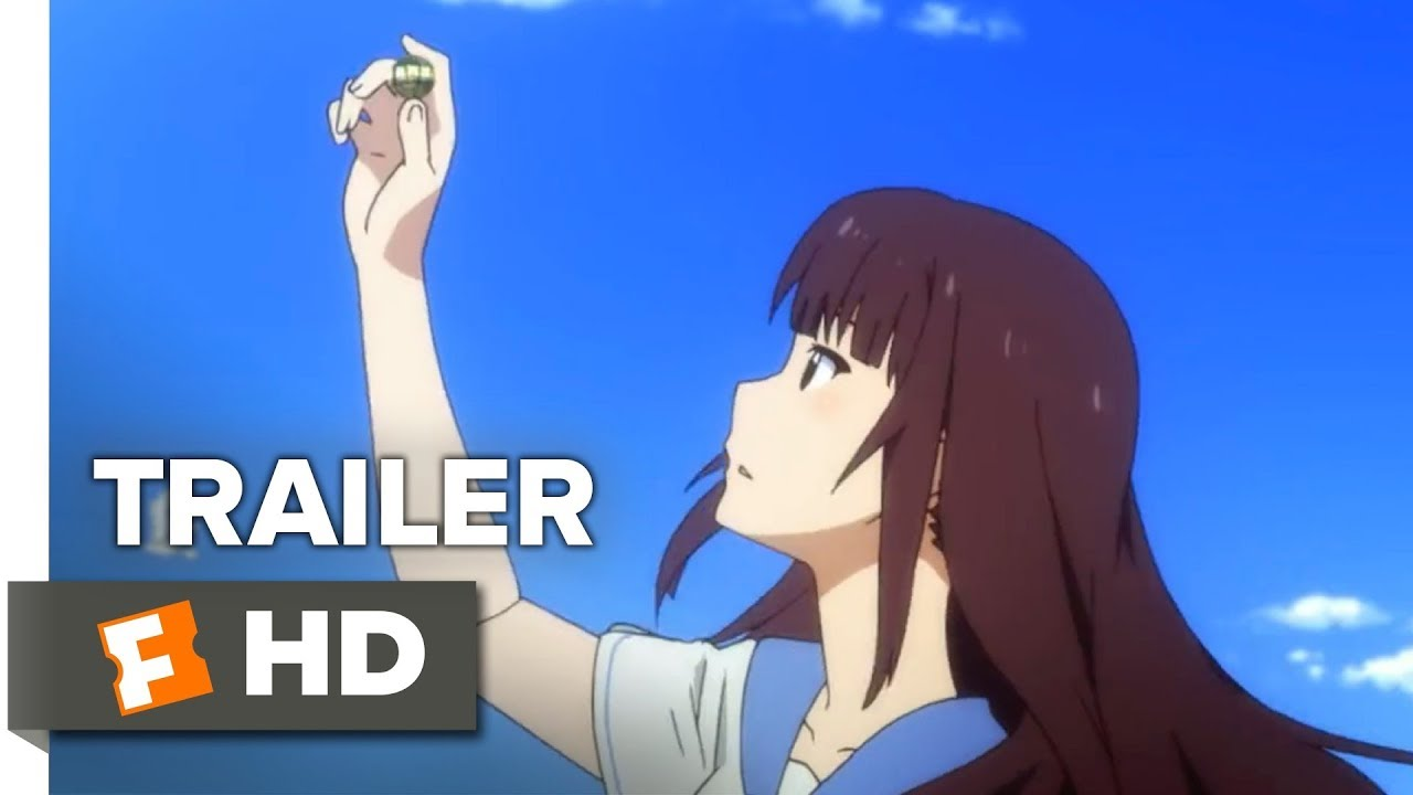 Fireworks Film Review Anime Mixes Coming Of Age Tale With Time