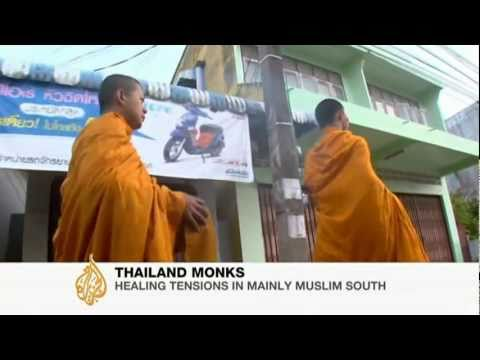 Thailand monks on edge in Muslim south