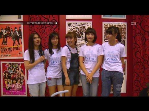 Keseruan JKT48 Pajama Drive Revival Show