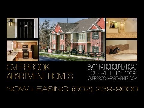 Overbrook Apartment Homes | 8901 Fairground Rd. | Louisville, KY 40291