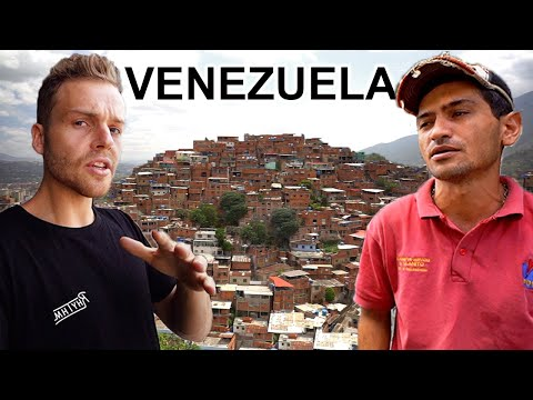 INSIDE VENEZUELA'S BIGGEST SLUM (Extremely Dangerous)