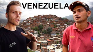 INSIDE VENEZUELA'S BIGGEST SLUM (Extremely Dangerous)