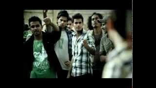 haris khan Sprite Cricket commercial