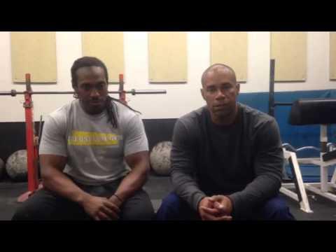LevroneRepprt • Intro 2014 Return Training