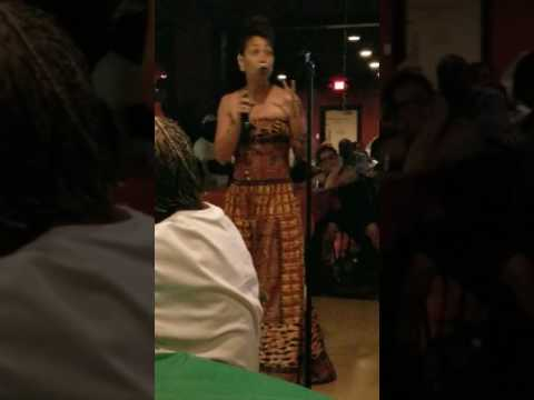 Sunni Patterson HBO Def Poet- May 19,2017
